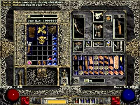 amazon diablo2 best skills
