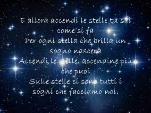 canzone stelliere