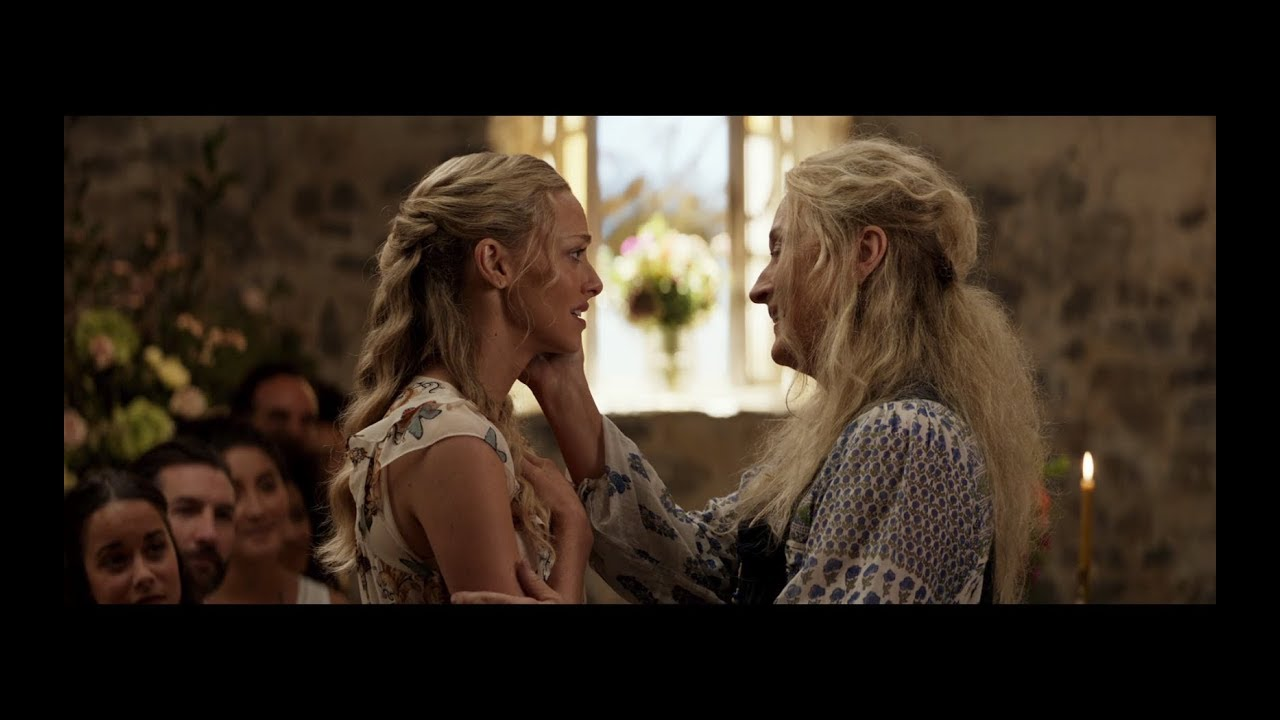 Mamma Mia! Here We Go Again - Official® Trailer 1 [HD]