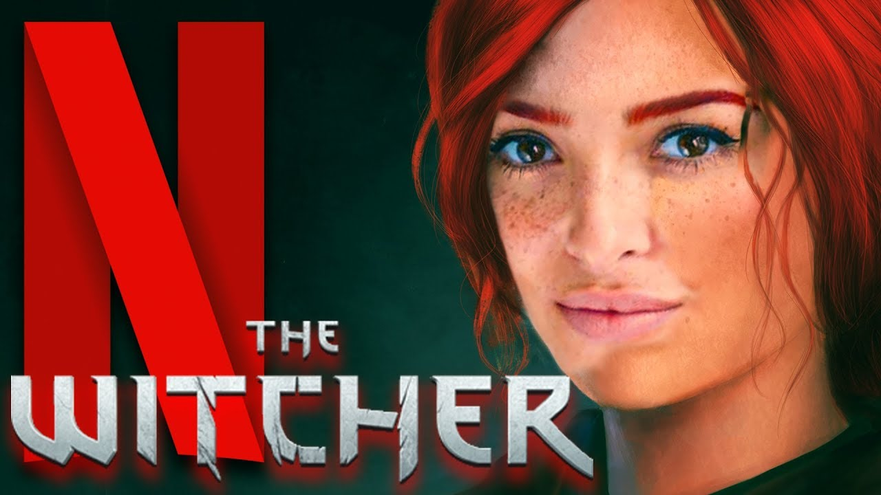 The Witcher Cast Triss