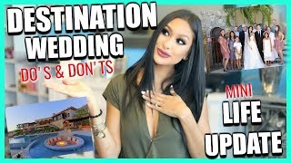 Baixar My Destination Wedding | Tips & What I've learned | Mini Update