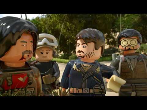 LEGO® Star Wars™ - Rogue One - Zmocni se truhly