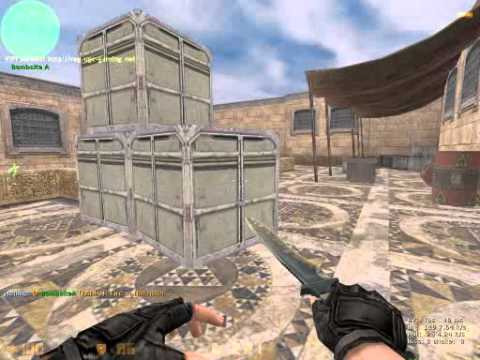 Reign Pubbing in Dust2 Counterstrike Condition Zero Part 2 of 4 Demo Via Fraps