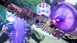 Download Mp3 Kamen Rider Lazer Turbo Sports Bike Gamer Level 0 Henshin Sound
