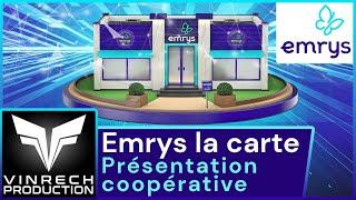 EMRYS LA CARTE - Présentation Officielle - VINRECH PRODUCTION