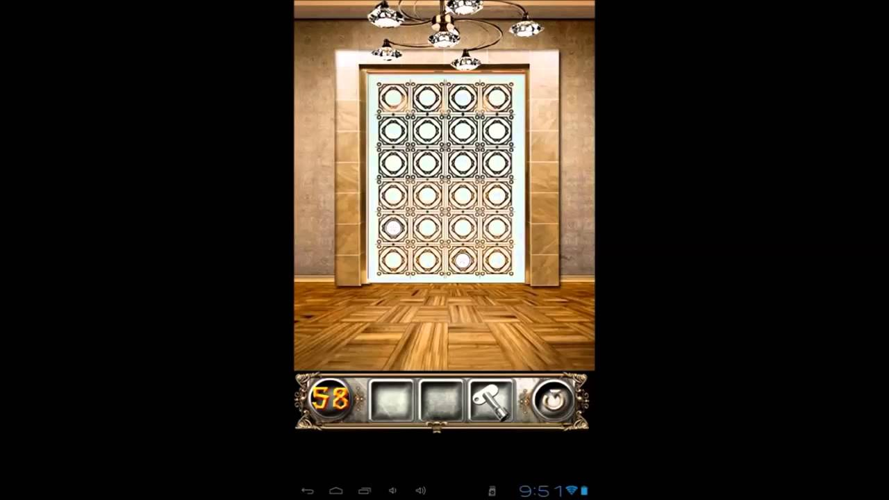 100 Doors Floors Escape Level 58 Walkthrough Youtube
