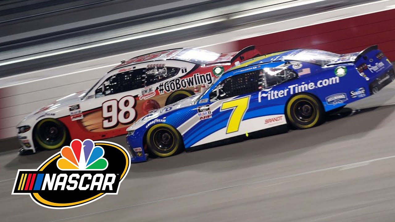 NASCAR Xfinity Series: Go Bowling 250 at Richmond | EXTENDED HIGHLIGHTS | 9/11/20 | NBC Sports
