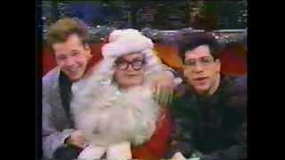 New Kids on the Block-- Friday Night Videos Christmas