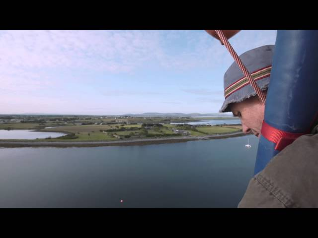 Skywhale's Galway, Ireland Balloon Flight