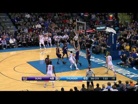 Phoenix Suns vs Oklahoma City Thunder | December 17, 2016 | NBA 2016-17 Season