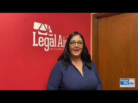 HUW Virtual Tour of Agencies - Legal Aid of Nebraska