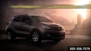 New 2014 Buick Encore Miami, Pembroke Pines, Ft Lauderdale, FL Lehman Buick GMC Miami FL Dade-County