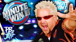 THE PARTY DON'T STOP! - Minute To Win It (Wii)