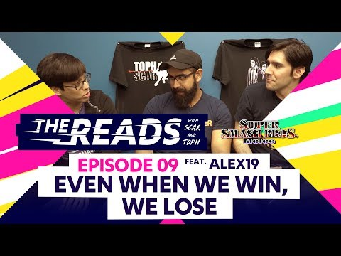 The Reads With Scar & Toph Episodes #9 Ft. Alex19