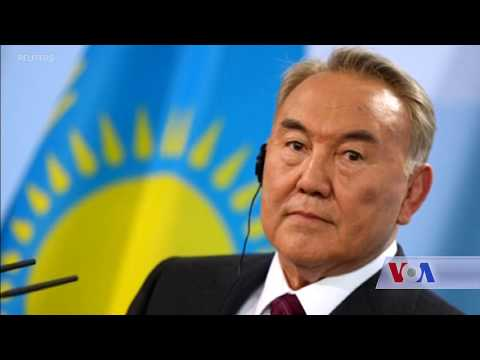Kazakhstan Election latest - VOA Ashna