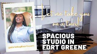 Virtual Tour of Spacious Studio in Fort Greene, Brooklyn!