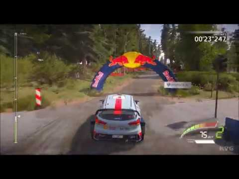 WRC 7 - Neste Rally Finland (Harju) - Gameplay (PC HD) [1080p60FPS]