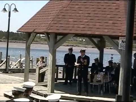 Sea Cadets 92 Chebogue A C R  June 13,2015
