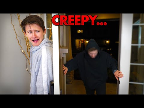 Little Brother Finds CHILD PREDATOR In Fortnite & He Came To Our House...