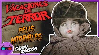 Películas HORRIBLES: VACACIONES DE TERROR