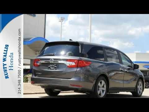 2019 Honda Odyssey Dallas TX Fort Worth, TX #190096 - SOLD