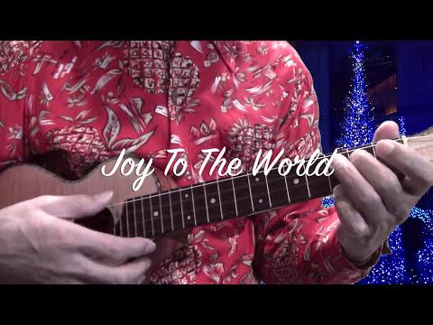 Joy To The World / Ukulele Cover