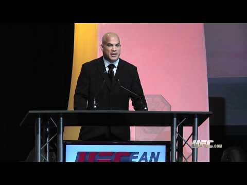Tito Ortiz Hall Of Fame Induction