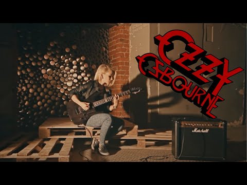ozzy osbourne - crazy train / ada cover