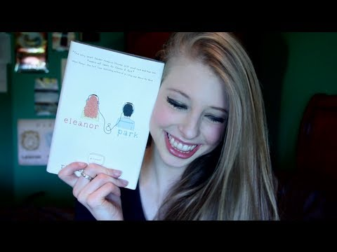 ELEANOR & PARK BY RAINBOW ROWELL | booktalk with XTINEMAY