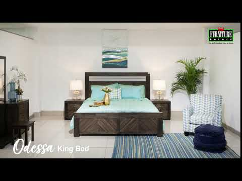 King Bed - Odessa | Furniture Palace