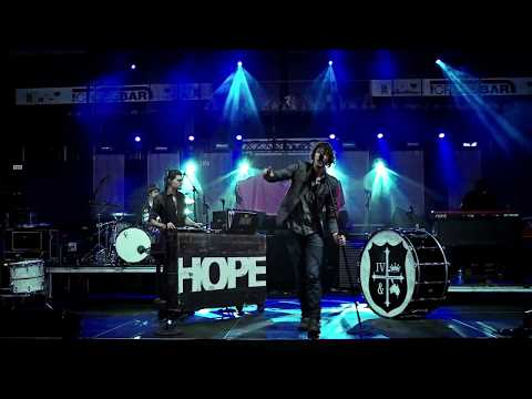 for KING & COUNTRY  Busted Heart Hold On To Me