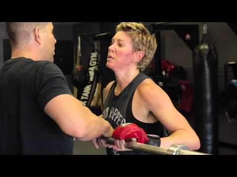 Jackie Warner MMA Ugly Workout