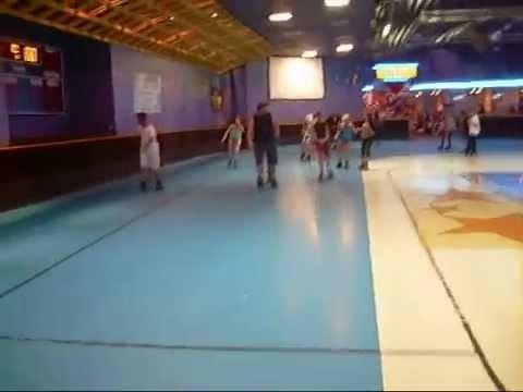 Fun Times, Skating at Hollywood Connection