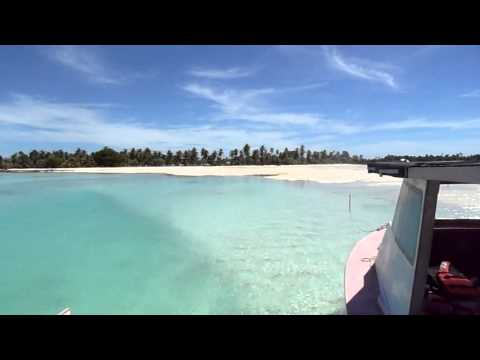 Tour in the Blue Lagoon in Tarawa Island, Western Kiribati - Oct/2012 - Part 3