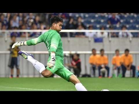 IZWAN MAHBUD | VS Japan 2018 World Cup/2019 Asian Cup Qualifiers | Singapore NT |  (HD)