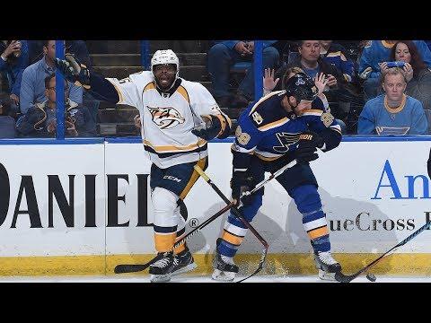 NHL Cracking Down on Slashing