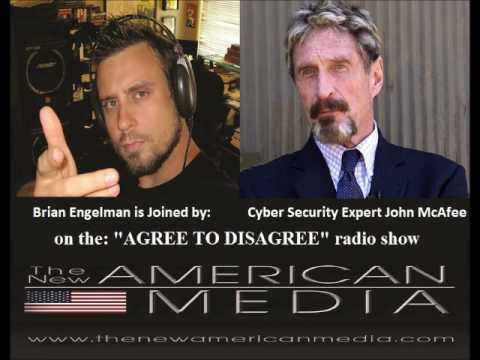 """The CIA Just Got Nuked!"" The Legendary John McAfee on"