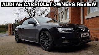 Audi A5 Cabriolet 2013 Videos