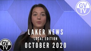 October 2020 | Laker News