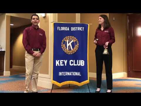 Club Officer Positions - Florida Key Club