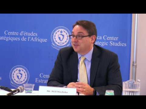 Transnational Organized Crime in Africa – William Wechsler