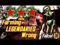 You're Farming Legendaries WRONG In Fallout 76 (3 LEGENDARY FARMING METHODS)