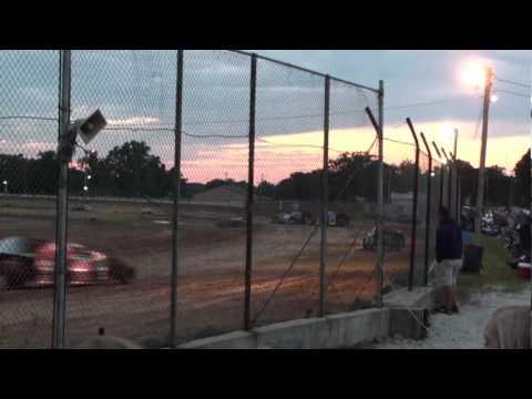 Dallas County Speedway B-Mod Heat 6-1-12