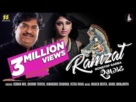 Ramzat - Garba 2018 |રમઝટ | Singer: Osman Mir, Bhoomi Trivedi | Music: Maulik Mehta, Rahul Munjariya