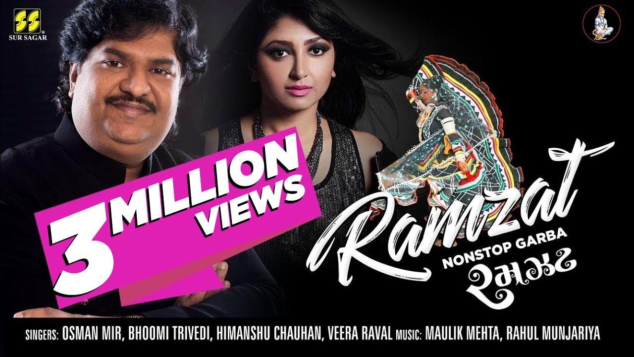 Ramzat 1 - Garba 2018 |રમઝટ | Osman Mir, Bhoomi Trivedi | Music: Maulik Mehta, Rahul Munjariya