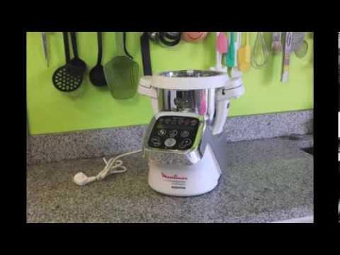 Le cuisine companion de moulinex youtube - Nouveau livre companion moulinex ...