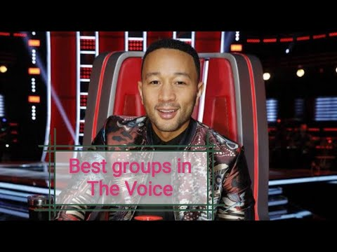 The Voice Masterpiece  Best groups that amazed the coaches in The Voice