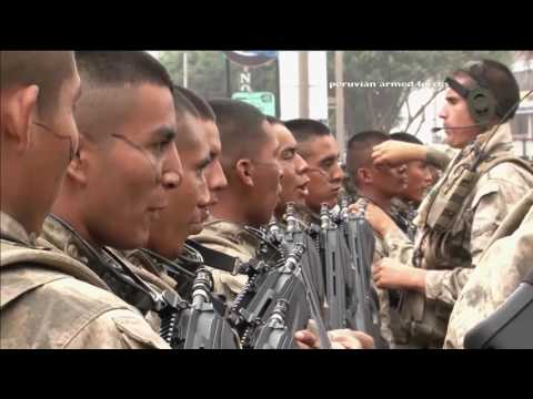Peruvian Armed Forces Iron Dragon - Alliance Epic Music