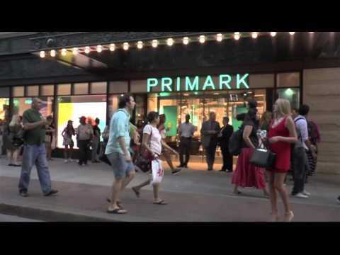 Primark Boston Grand Opening