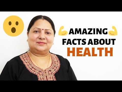 Some Amazing Facts about Health!! Must Watch thumbnail